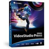 Corel Box VideoStudio Pro X5 Ultimate