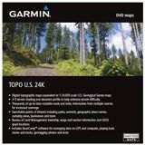 Garmin TOPO USA West DVD Wash.,Oreg.,Calif.,
