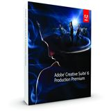 Adobe Creative Suite 6.0 Production Premium 64 Bit Deutsch Grafik Vollversion PC (DVD)