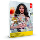 Adobe Creative Suite 6.0 Design und Web Premium 32/64 Bit Deutsch Grafik EDU-Lizenz PC (DVD)