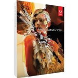 Adobe Illustrator CS6 32/64 Bit Deutsch Grafik FPP PC (DVD)