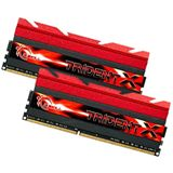 16GB G.Skill TridentX DDR3-2400 DIMM CL10 Dual Kit