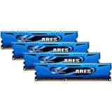16GB G.Skill Ares DDR3-1600 DIMM CL8 Quad Kit