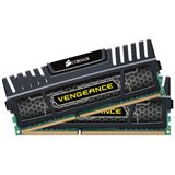 16GB Corsair Vengeance schwarz DDR3-1600 DIMM CL9 Dual Kit