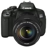 Canon EOS 650D Kit inklusive EF-S 18-135mm 3.5-5.6 IS STM