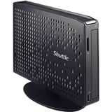 Shuttle XS3520MA V3 Mini-PC/Atom-D2700/2GB/320/W7HP/sw
