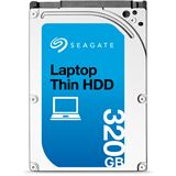 "320GB Seagate Laptop Thin HDD ST320LT012 16MB 2.5"" (6.4cm) SATA 3Gb/s"