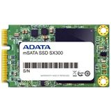 256GB ADATA mSATA SX300 Add-In SATA 6Gb/s MLC asynchron (ASX300S3-256GM-C)