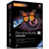 Corel Studio 16 Ultimate 32/64 Bit Deutsch Videosoftware Vollversion PC (DVD)