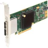 Intel RAID Controller RS25GB008 2 Port Multi-lane PCIe 2.0 x8 Low Profile