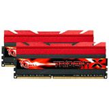 8GB G.Skill TridentX DDR3-2666 DIMM CL11 Dual Kit