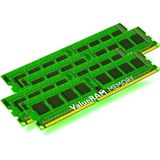 64GB Kingston ValueRAM DDR3-1600 regECC DIMM CL11 Quad Kit