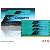 32GB GeIL EVO Leggera DDR3-1333 DIMM CL9 Quad Kit