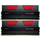 16GB GeIL EVO Two DDR3-1600 DIMM CL9 Dual Kit