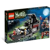 Lego Monster Fighters 9464 Fahrende Vampirgruft