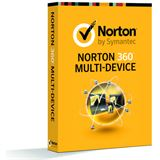 Symantec Norton 360 Multi-Device 2013 32/64 Bit Deutsch Internet Security Lizenz 1-Jahr PC (CD)