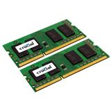 4GB Crucial for Mac DDR2-667 SO-DIMM CL5 Dual Kit