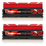 16GB G.Skill TridentX DDR3-1866 DIMM CL8 Dual Kit