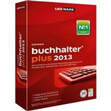 Lexware Buchalter Plus 2013 32/64 Bit Deutsch Office Vollversion PC (CD)