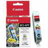 Canon Tinte BCI-6PC 4709A002 cyan photo