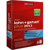 Lexware Lohn + Gehalt Plus 2013 32/64 Bit Deutsch Office Upgrade PC (CD)