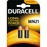 Duracell Security MN21 Alkaline 12.0 V 2er Pack