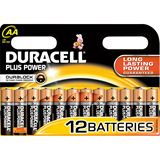 Duracell AA Plus Power 12er