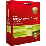 Lexware Faktura + Auftrag 2013 32/64 Bit Deutsch Office Upgrade PC (CD)