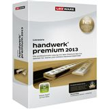 Lexware Handwerk Premium 2013 32/64 Bit Deutsch Office Vollversion PC (DVD)