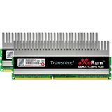 4GB Transcend aXeRAM DDR3-2133 DIMM CL10 Dual Kit