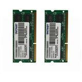 8GB Patriot Signature DDR3-1600 SO-DIMM CL11 Dual Kit