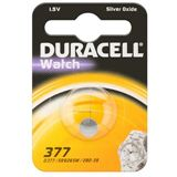 Duracell Watch SR66 Silber 1,55 V 1er Pack
