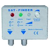 0.20m SAT Finder mit Signalton digital