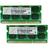 16GB G.Skill SQ Series DDR3-1600 SO-DIMM CL10 Dual Kit