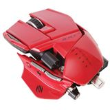 Mad Catz Cyborg R.A.T 9 Gaming Mouse USB rot (kabellos)