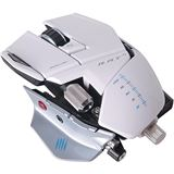 Mad Catz Cyborg R.A.T 9 Gaming Mouse USB weiß (kabellos)
