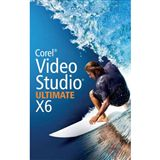 Corel Video Studio Pro X6 Ultimate 32/64 Bit Deutsch Videosoftware Vollversion PC (DVD)