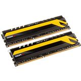 8GB Avexir Core Series MPOWER Edition blaue LED DDR3-2400 DIMM CL10 Dual Kit