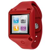 SwitchEasy TICKER Red (SW-TKN6-R):Protection Solution für iPod nano 6G