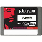 "240GB Kingston KC300 2.5"" (6.4cm) SATA 6Gb/s MLC asynchron (SKC300S37A/240G)"