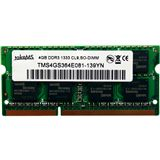 4GB takeMS DDR3-1333 SO-DIMM CL9 Single