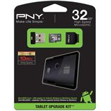 32 GB PNY microSD Class 10 Retail inkl. Adapter