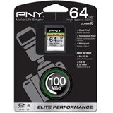 64 GB PNY Elite Performance SDXC UHS-I Retail