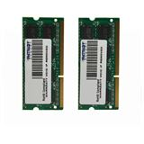 16GB Patriot Apple DDR3-1600 SO-DIMM CL11 Dual Kit