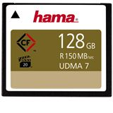 128 GB Hama Compact Flash TypI 1000x Retail