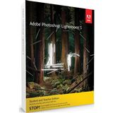 Adobe Photoshop Lightroom 5 64 Bit Französisch Grafik EDU-Lizenz PC/Mac (DVD)