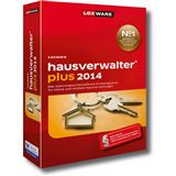 Lexware Hausverwalter 2014 Plus 32/64 Bit Deutsch Office Vollversion PC (CD)
