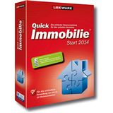 Lexware QuickImmobilie Start 2014 32 Bit Deutsch Office Vollversion PC (CD)