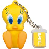 8 GB EMTEC Looney Tunes L100 Tweety Figur USB 2.0