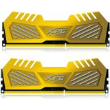 16GB ADATA XPG V2 gold DDR3-2400 DIMM CL11 Dual Kit